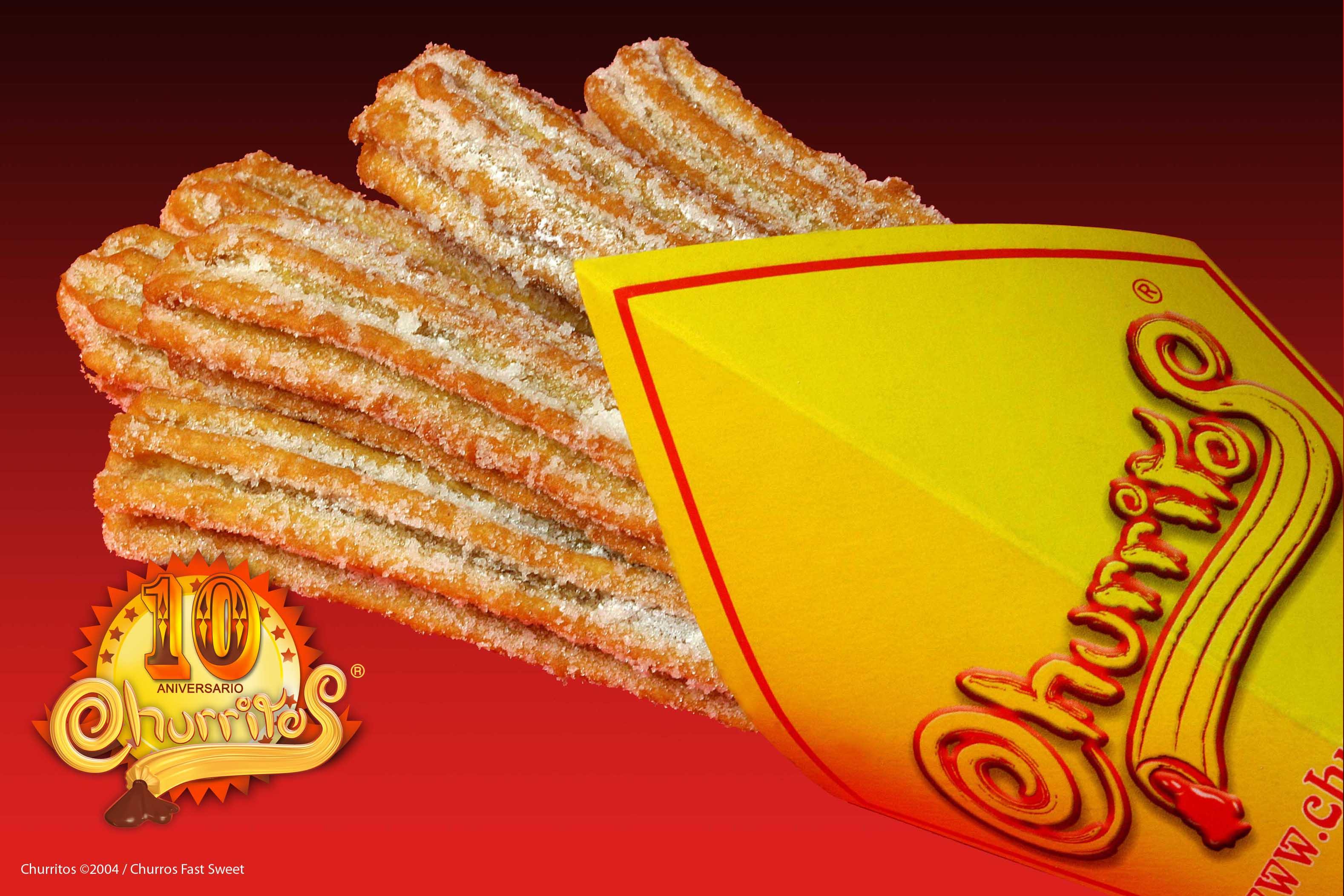 Se non sono fritti non sono Churros